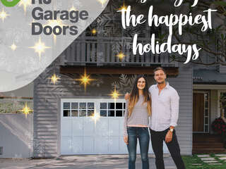 Christmas with RJ Garage Doors