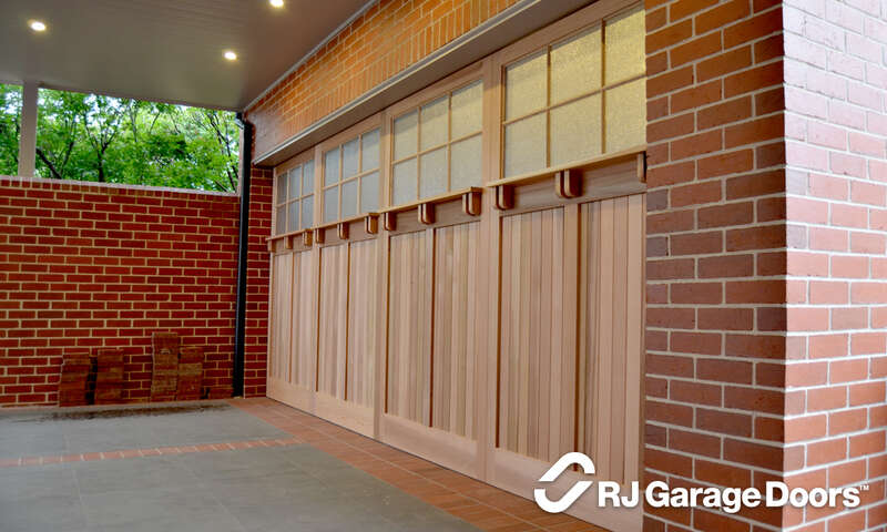 Tilt and Counterweight Garage Doors